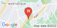 West Heath Motors map